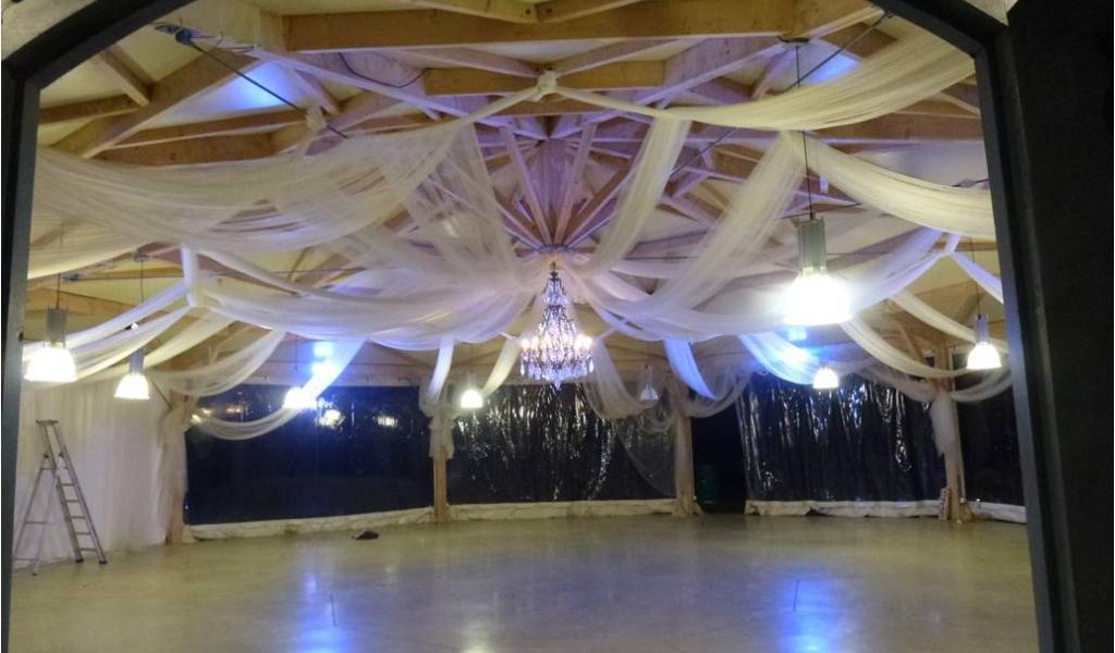 photo Pavillon bleu du Domaine Arros