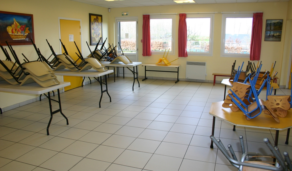 photo Salle annexe Gonfreville Caillot