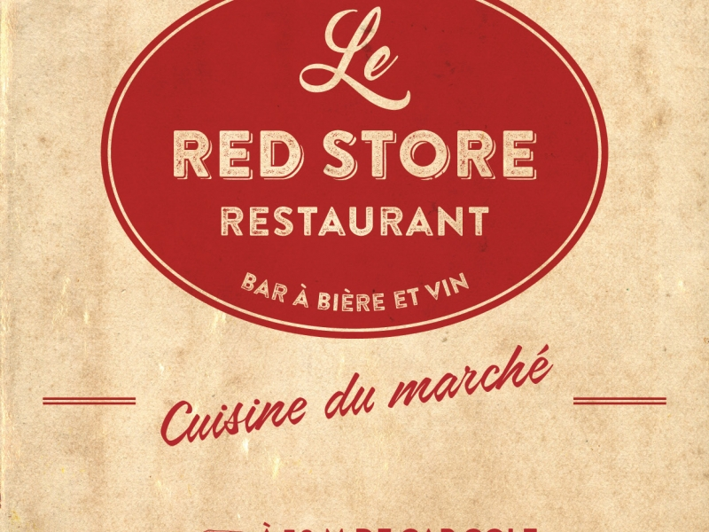 photo RESTAURANT LE RED STORE