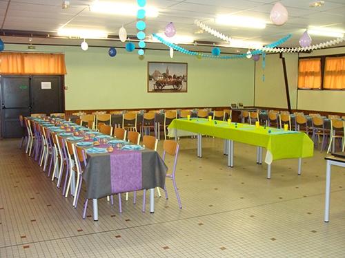 Salle Communale En Territoire De Belfort 90 A 90170 Anjoutey