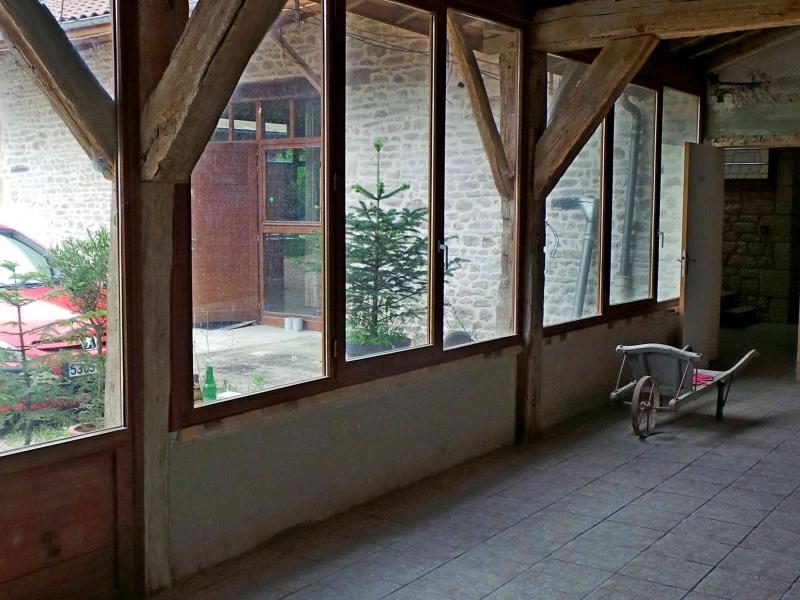photo Salle de reception du Pigeonnier