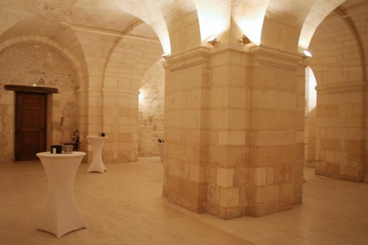 photo Salle Capitulaire - Abbaye aux Dames, la cité musicale