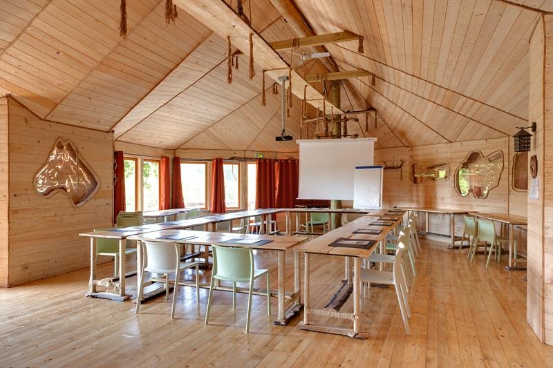 photo Salle des Chars