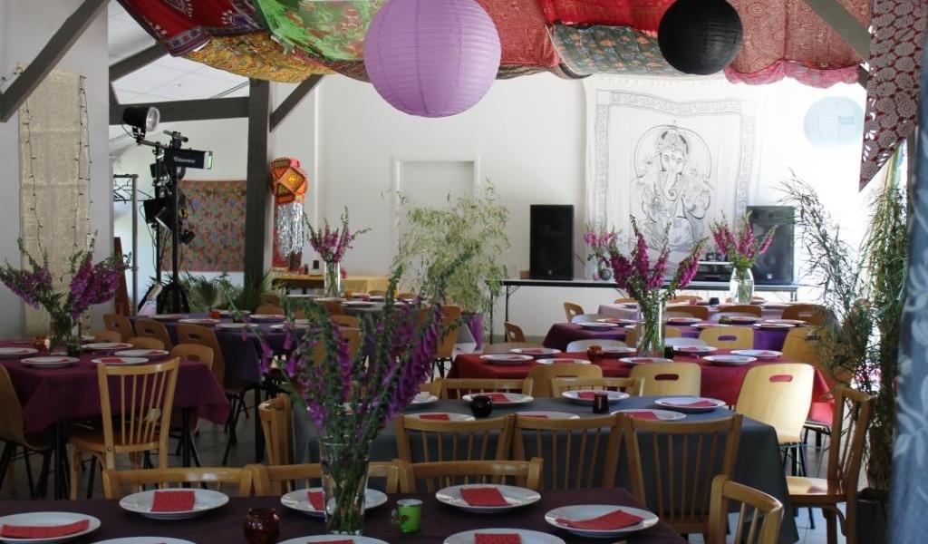 photo salle 120 m² du Bois du Tay