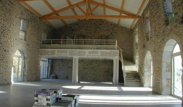 location salle rhone