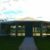 Pavillon bleu du Domaine Arros